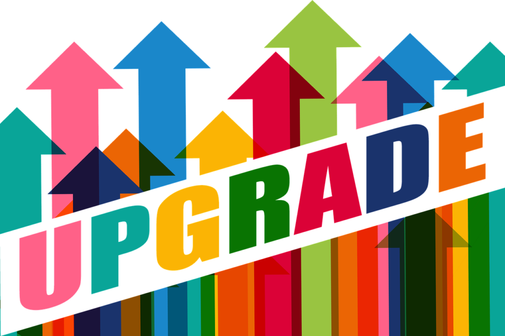 Upgrade related image